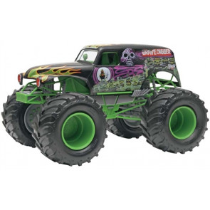 Revell 1/25 Grave Digger Monster Truck SnapTite Model Kit