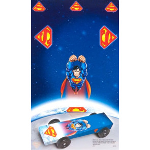 Revell Superman Car Wrap Decal