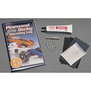 Revell Pinewood Derby Tuning Set