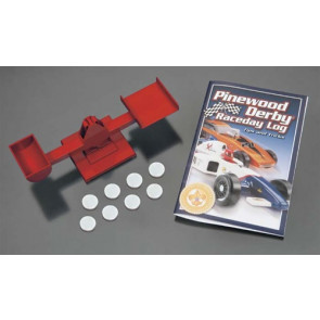 Revell Pinewood Derby Scale Set