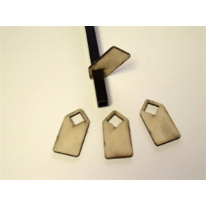RADICAL RC GWS Slow Stick Angle Mounting Tabs Kit