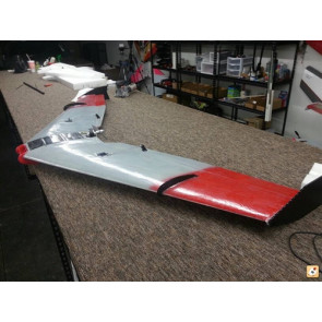 RITEWING ZEPHYR ZXL KIT, Unpainted