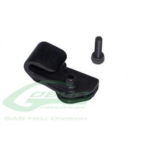 Goblin 500 Plastic Carbon Rod Support
