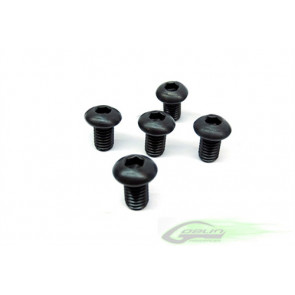 Goblin 630/700 12.9 Button Head Socket Cap M4x10 (5pcs)