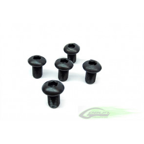 Goblin 630/700 12.9 Button Head Socket Cap M6x10 (5pcs)