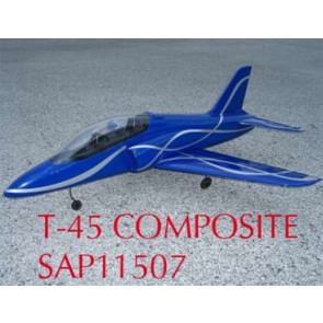 SAPAC AMERICA 1/10 BLUE ARROW ARF WITH FAN/ NO MOTOR