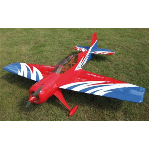"SEBART Sukhoi 29 S 100cc 2.6M/102"" Red/Blue"