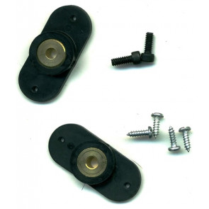 SIG WHEEL PANT MOUNTS 3/16