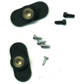 SIG WHEEL PANT MOUNTS 1/4