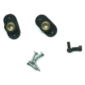SIG WHEEL PANT MOUNTS 5/32