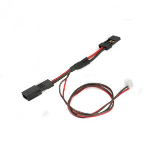 SPEKTRUM Air Telemetry Flight Pack Voltage Sensor: Servo