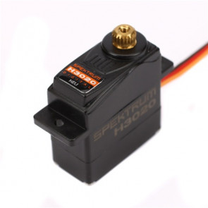 SPEKTRUM H3020 Sub-Micro Digital Hi Speed Heli MG Servo