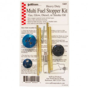 Sullivan Heavy-Duty Multi Fuel Stopper Kit