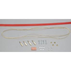 Sullivan Pull Cable Kit w/Fittings