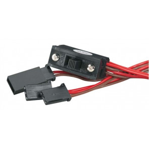 Tactic Switch Harness w/Charge Plug Universal