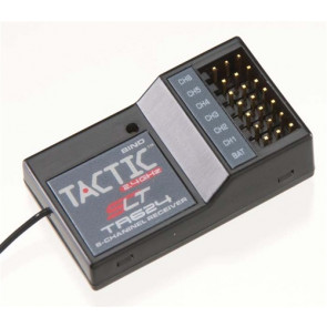 Tactic TR624 6-Channel 2.4GHz Receiver