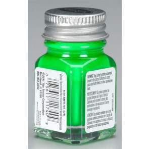 Testors Green Fluorescent 1/4 oz