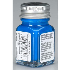 Testors Blue Fluorescent 1/4 oz