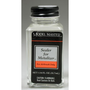 Testors Model Master Metalizer Sealer 1-3/4 oz