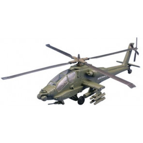 Testors 1/32 Snap Apache Helicopter