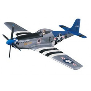 Top Flite P-51D Mustang Giant Kit 2.1-2.8,84.5""