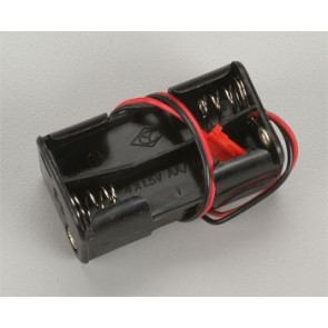 Traxxas Battery holder, 4-cell (no on/off switch)