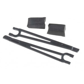 Traxxas Hold Downs/Battery Left & Rights/Foam Spacers E