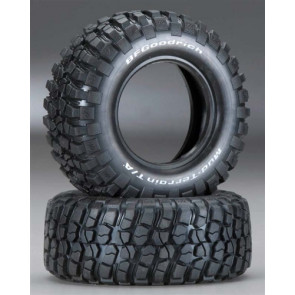 Traxxas BF Goodrich Mud-Terrain KM2 Tire Slash 4X4 (2)