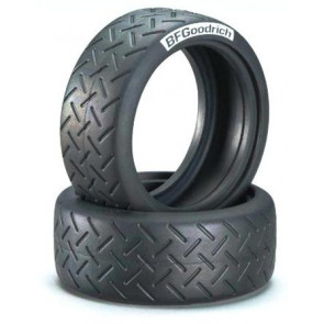 Traxxas BF Goodrich Rally Tire 1/16 Rally (2)