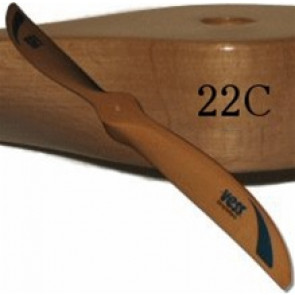VESS PROPS 22C 22-inch diameter, C-series pitch, high performance wood propeller