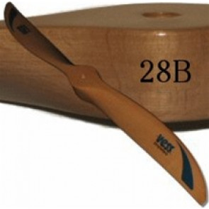 VESS PROPS 28B 28-inch diameter, B-series pitch, high performance wood propeller