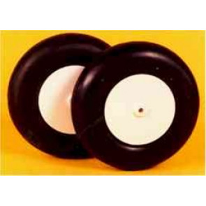 """WILLIAMS BROTHERS BALLOON TIRE SCALE WHEELS 5.25""""  (2)"""