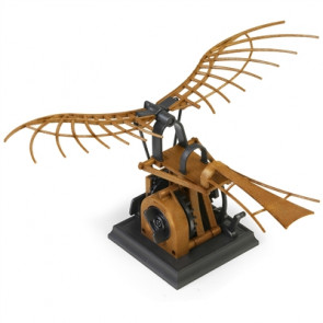 Academy Da Vinci Flying Machine Snap Together Kit