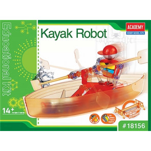 Academy Kayak Robot Snap Together Kit