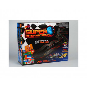 AFX Super International (MG+) Slot Car Set
