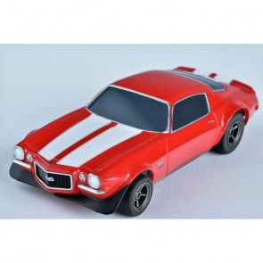 AFX Single Slot Car - Camaro SS350 - Red