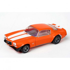 AFX Single Slot Car - Camaro - SS396 - Orange