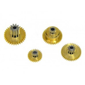 Airtronics Servo Gear Set - 94761Z (A,B,C,D, No Final)