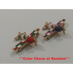 Graves RC Colorful Airplane Pin