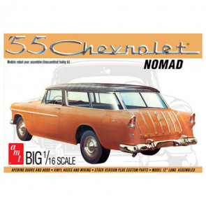 AMT 1/16 1955 Chevy Nomad Wagon