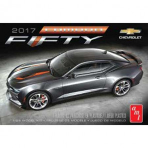AMT 1/25 2017 Chevy Camaro 50th Anniversary