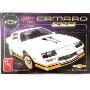 AMT 1/25 Scale Chevy Camaro Z-28