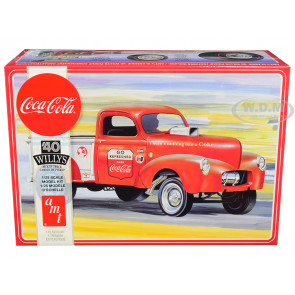 AMT 1/25 1940 Willys Pickup Gasser Coca Cola