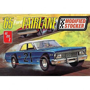 AMT 1/25 1965 Ford Fairlane Modified Stocker