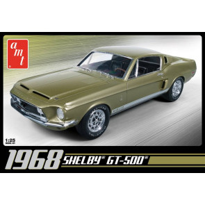 AMT 1/25 1968 Shelby GT500 Plastic Model Car Kit