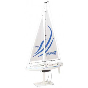 AquaCraft Paradise Sailboat RTR Blue 64