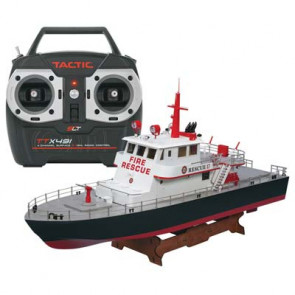 AquaCraft Rescue 17 Fireboat RTR