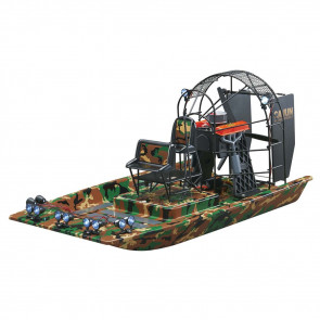 AquaCraft Cajun Commander Brushless Airboat RTR