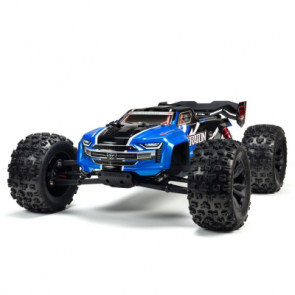 ARRMA 1/8 KRATON 6S 4WD BLX Speed Monster Truck RTR Blue and Black