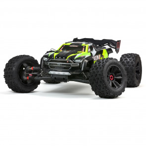 ARRMA 1/5 KRATON 4X4 8S BLX Speed Monster Truck RTR: Green